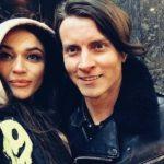Алёна Водонаева с бывшим супругом