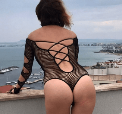 Наталья Штурм и её неповторимая пятая точка