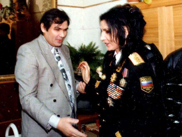 Бари Алибасов и Джуна