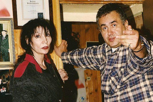 Садальский и Джуна