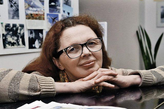 Антонина Соврасова