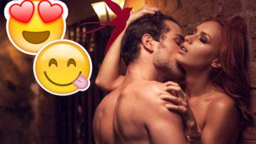 """""""Мы всё о вас знаем!"""" Учёные установили связь между использованием смайликов в переписке и качеством интимных отношений"""