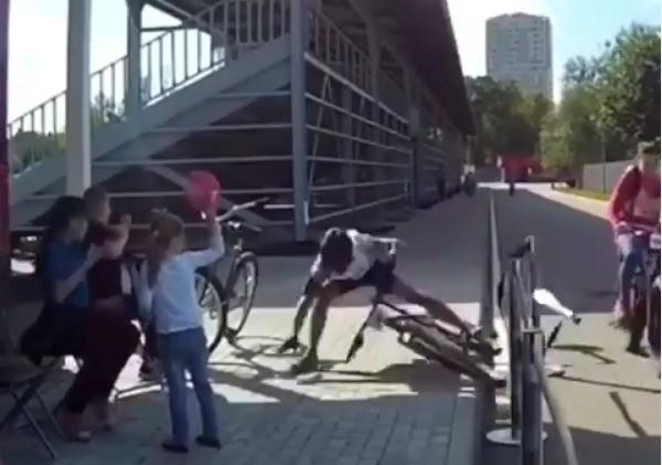 Велогонка в Лобне