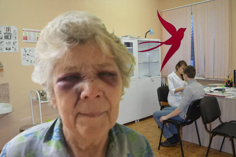 В Набережных Челнах в больнице избили пенсионерку, видео