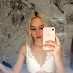 Диана Шурыгина немножко потанцевала в пене и показала видео
