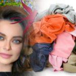 наташа королёва и куча одежды