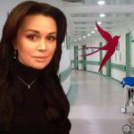Больная раком Анастасия Заворотнюк ещё десять лет назад падала в обморок
