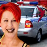 Оксана Яковлева из Красноярска отсудила 93 штрафа у ГИБДД и приближается к рекорду: видео