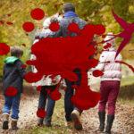 В Чите мужчина зарезал жену на глазах у детей: видео 18+