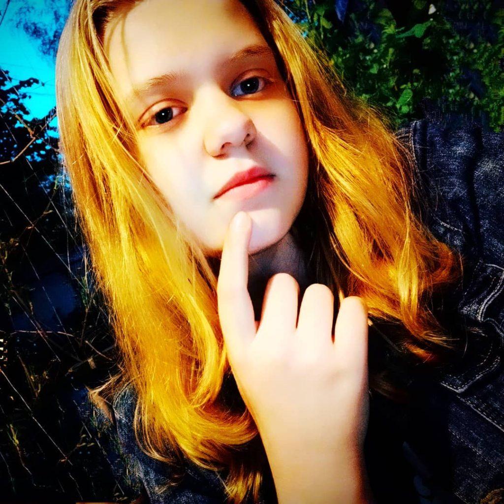 15-летняяя Соня Хрипункова