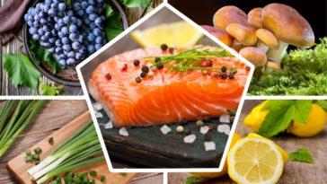 29 продуктов для профилактики рака