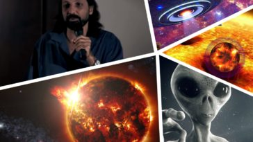 Учёный рассказал, как НЛО используют Солнце, два удивительных видео