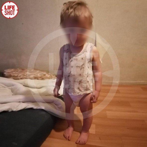 родители бросили сына в Серпухове